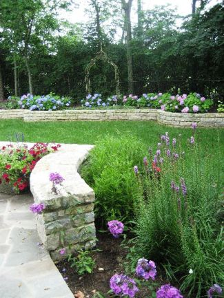 We have years of landscape design experience